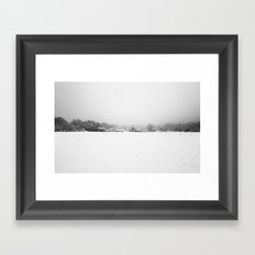 In the Distance... Framed Art Print