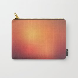 Sunset Gradient 4 Carry-All Pouch