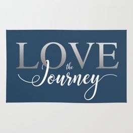 Love the Journey - 2017 version Rug