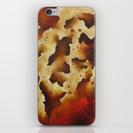 Biomorphic Untitled 4 iPhone Skin