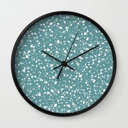 Terrazzo Wall Clock