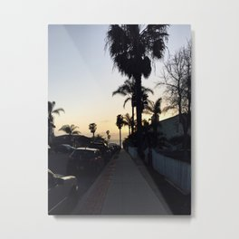 Sunna California Metal Print
