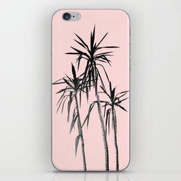 Palm Trees - Blush Cali Summer Vibes #1 #decor #art #society6 iPhone Skin