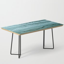 WITHIN THE TIDES - OCEAN TEAL Coffee Table