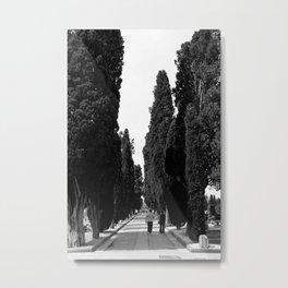 Cemetery #2 Metal Print