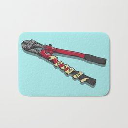 Key To The City Bath Mat
