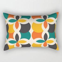 Midcentury Pattern 09 Rectangular Pillow