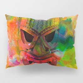 Tiki Kara Pillow Sham