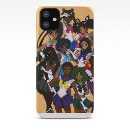 POC Sailor Senshi iPhone Case