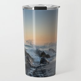 Santa Barbara Coastline Travel Mug