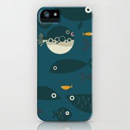 fugu iPhone Case