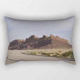 Crow's Home Rectangular Pillow