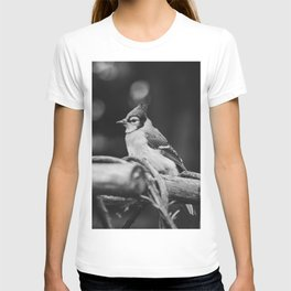 The Bird (Black and White) T-shirt