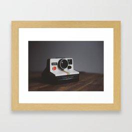The Real Insta Framed Art Print