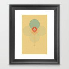 untitled shape 1 Framed Art Print