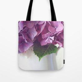 Daydreams in Hydrangea Tote Bag