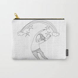 Leaps and Bounds Carry-All Pouch
