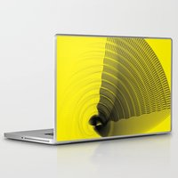 pi Laptop & iPad Skins featuring pi by Graphmob