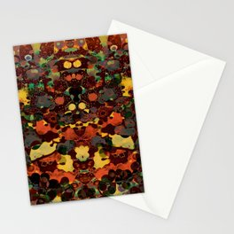 Bountiful- Psychedelic Fantasy Stationery Cards