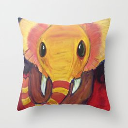 Elephante Throw Pillow