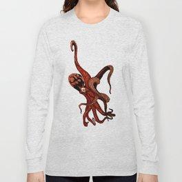 Octoclipse Long Sleeve T-shirt