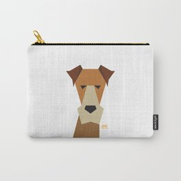 Fox Terrier Carry-All Pouch