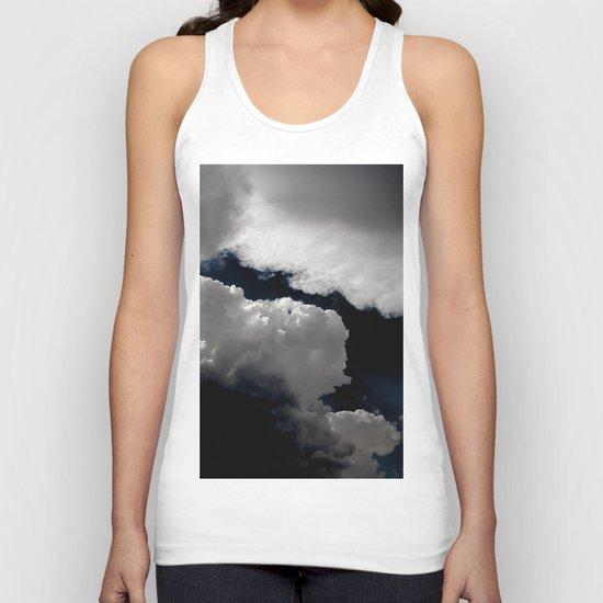 Dark sky Unisex Tank Top