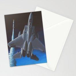 Celestial Eagle Stationery Cards