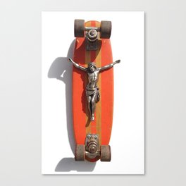LORD OF DOGTOWN Canvas Print