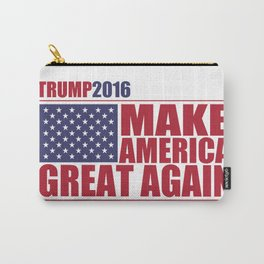 Trump - Make America Great Again Carry-All Pouch