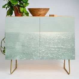 The Silver Sea Credenza