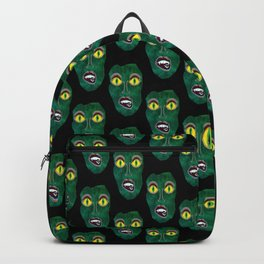 Scary Face (Mask) Backpack