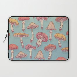 Champignons Laptop Sleeve