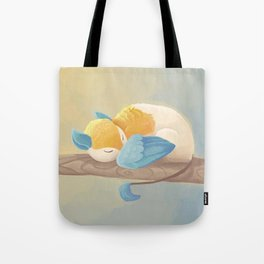 Morning Nap Tote Bag