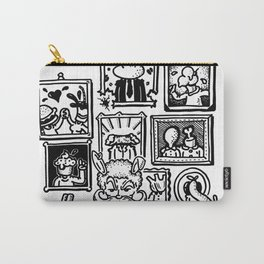 Food hunter Carry-All Pouch