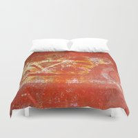 metal Duvet Covers featuring Metal Speed by Fernando Vieira