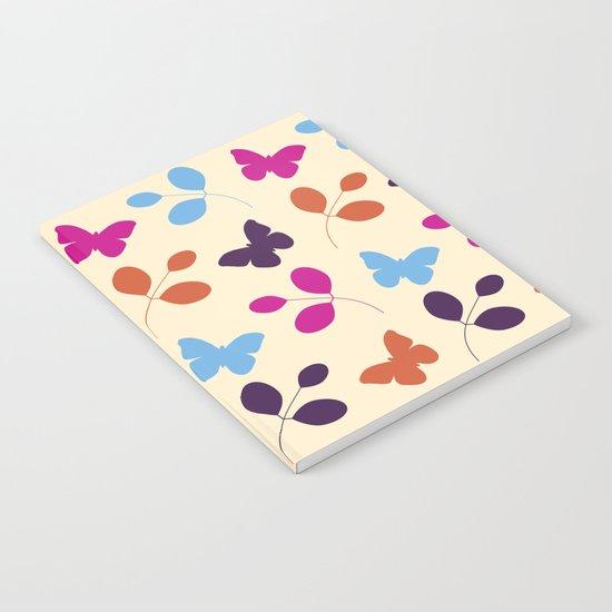 Butterflies #2 Notebook