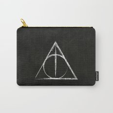 Deathly Hallows (Harry Potter) Carry-All Pouch