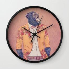 Alvin the Ape Wall Clock