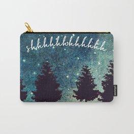 Shhhhhhhhhhh Carry-All Pouch