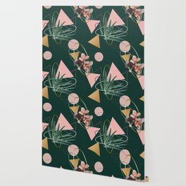 Succulents Atoms #society6 #decor #buyart Wallpaper