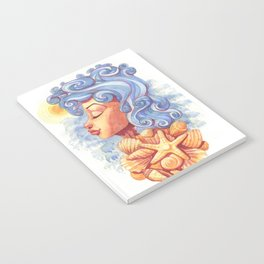 Summer Goddess Notebook