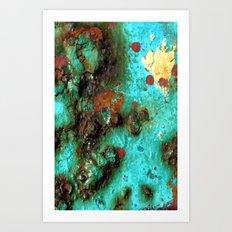 Outer World Art Print