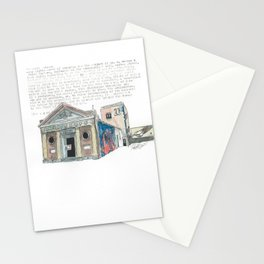 19 Marion Street Stationery Cards
