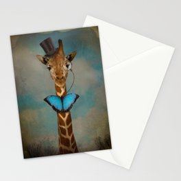 Sir Alfred Stationery Cards