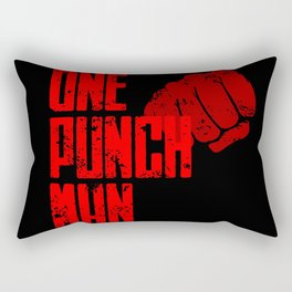 One punch man Rectangular Pillow