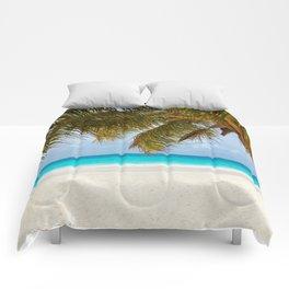Tropical Beach Comforters