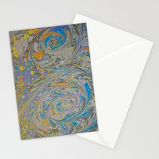 Marble Print #16 Stationery Cards