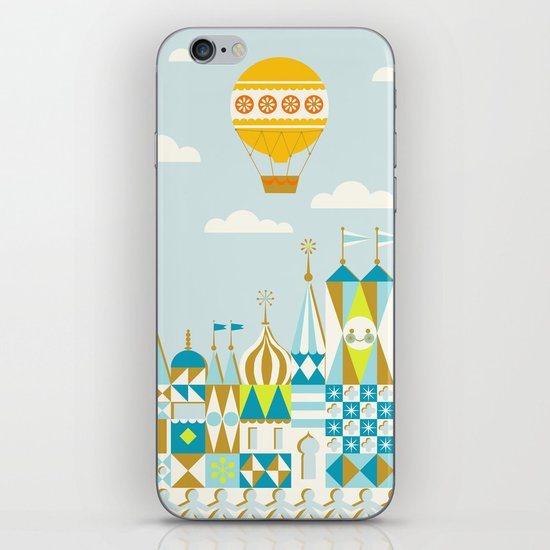 Small Magic iPhone & iPod Skin