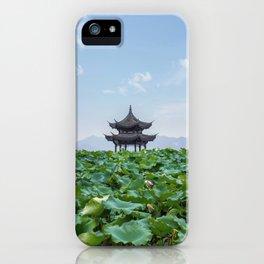 Imperial pavillion iPhone Case